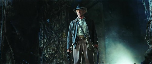Harrison Ford from Indiana Jones and the Kingdom of the Crystal Skull