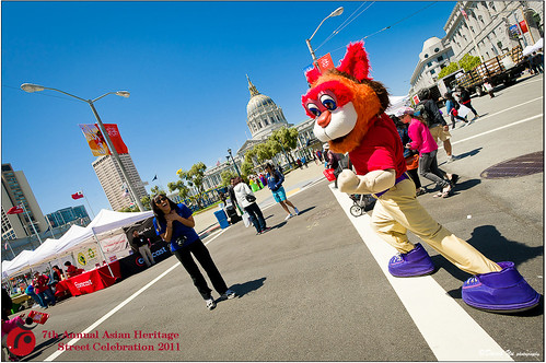 7th Annual Asian Heritage Street Celebration 2011 by davidyuweb