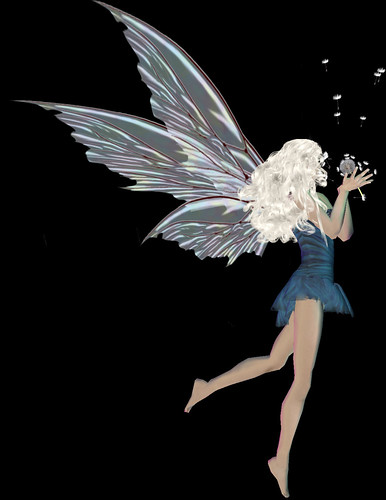 Fancy Fairy Dew Petal II