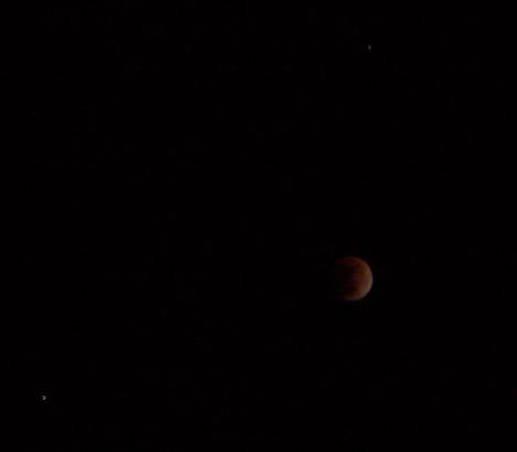 Moon Full Eclipse