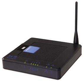 WAP-Router linksys