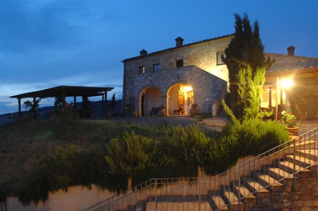 Agrihotel Il Palagetto, Volterra