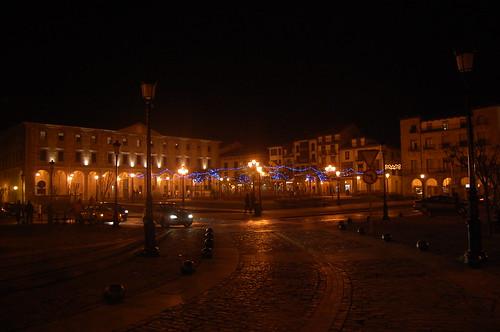 Plaza de Orduña: Vista lejana
