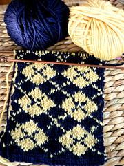 argyle scarf take 2
