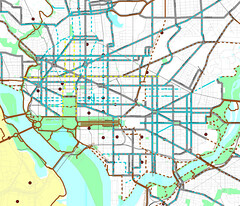 Proposed Bike Routes and Lanes