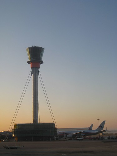 Early Morning at Heathrow
