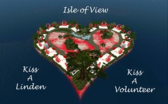 Isle of View - Celebrate Valentine's Day in Second Life