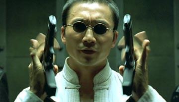 Collin Chou as Seraph