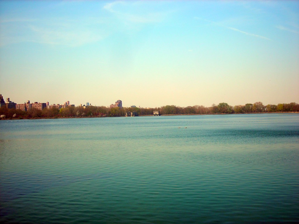 The Jackie Onassis Reservoir
