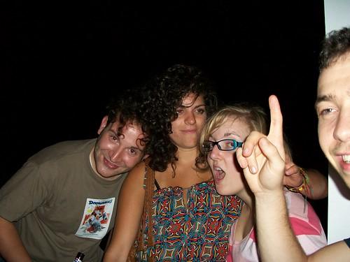 Austin, Abby and me