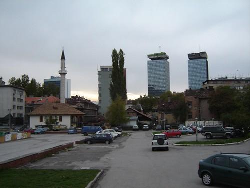 Vechi si nou in Sarajevo