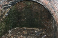 Huntcliffe Mine Guibal Fanhouse Tunnel