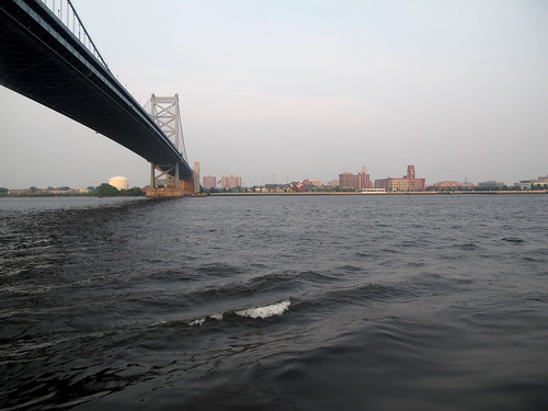 Race St. Pier on the Delaware River