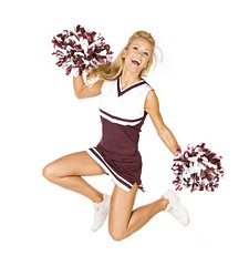 cheer out loud!