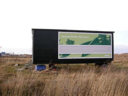 Mobile eco garden