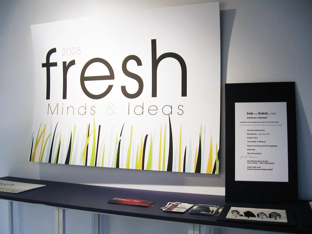 display and design