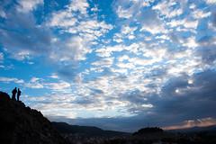 Azrou sunset