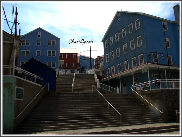 Sewell, Ciudad de las Escaleras