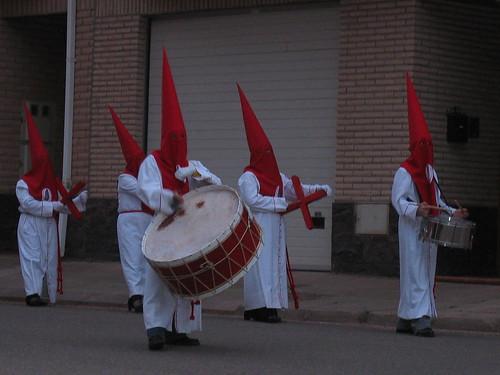 Easter procession, Aragón, Spain