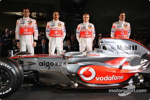 Team McLaren 2007