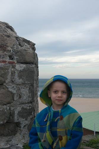 riva castle and riva beach