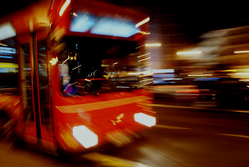 Red Bus by Conson, on Flickr