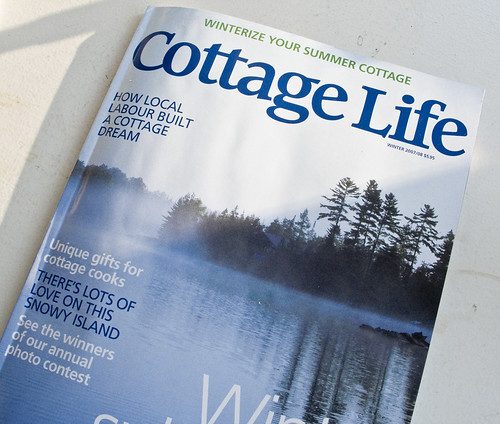 Looking for Loons review in Cottage Life