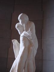 Michelangelo - Rondanini Pieta (Detail 3)
