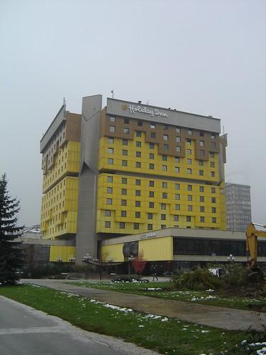 Hotel Holiday Inn din Sarajevo