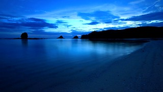 Deep Blue, Kuta Lombok Indonesia