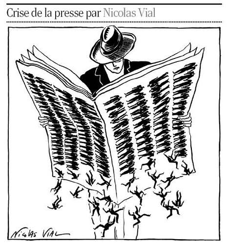 Crisis Y Metamorfosis De La Prensa Y El Oficio De Periodista