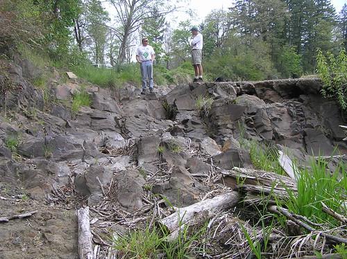 Old Brownsville Dam