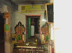 Goddess Azhahambihai shrine