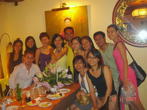 Chi Han's BDay Party