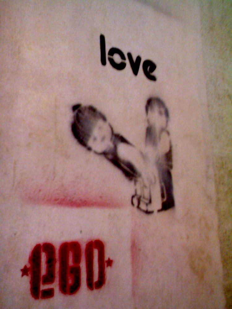 Love the Ego way by Regina Margherita from Italy.  Via flickr (Smeerch)
