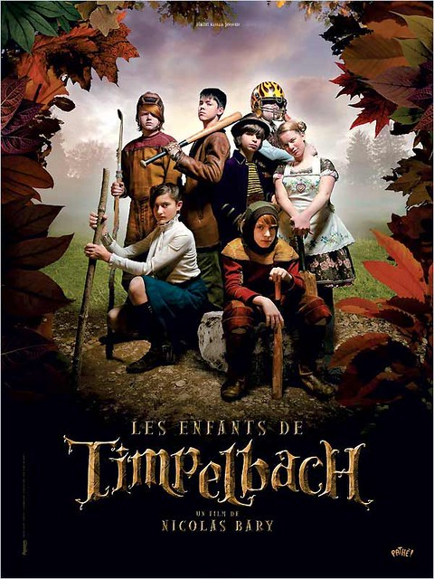 les enfants des timpelbach