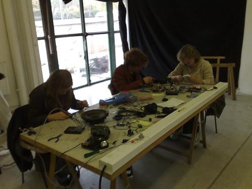 Workshop Bending - Day 1