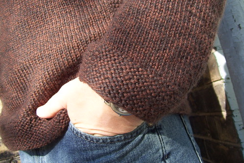 Cobblestone cuff