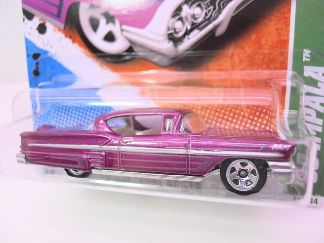 hot wheels '58 impala treasure hunt (2)