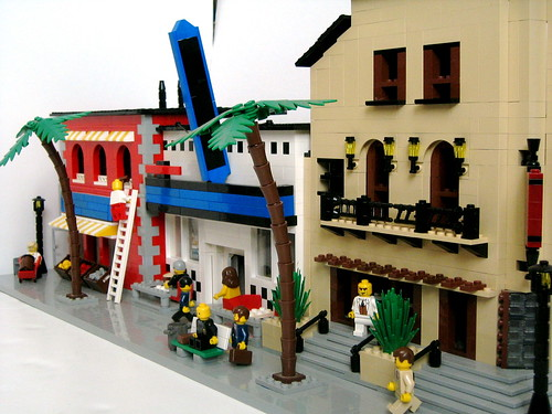 Lego Hollywoodland