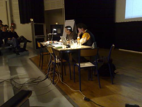 Guy-André Lagesse & Jean-Paul Curnier