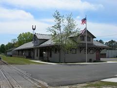 Wallace Train Depot