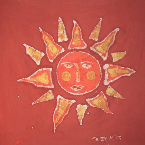 Sun Batik