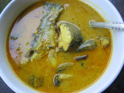 resepi ikan jelawat masak lemak cili api resep masakan khas Resepi Ikan Kembung Masak Sambal Serai Enak dan Mudah