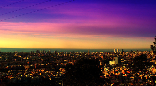 Barcelona a colores.- by ancama_99(toni).