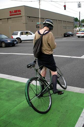 Portland Bike Culture - Spring 2008