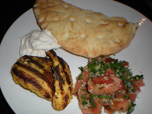 Chicken Schwarma (1)