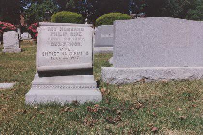 The unmarked grave of Anton Plattner