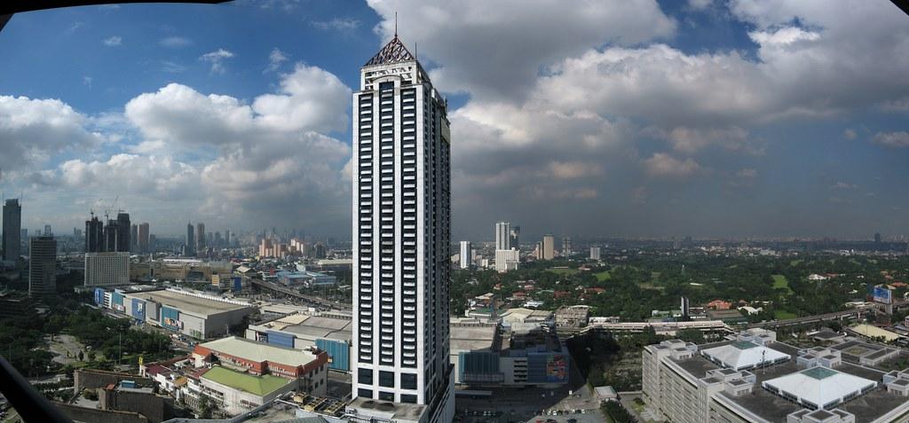 Ortigas, Manila Panorama