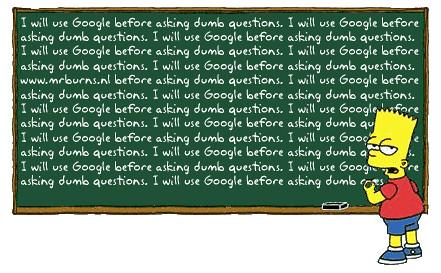 Ask Google (vgl. searchengineland.com)